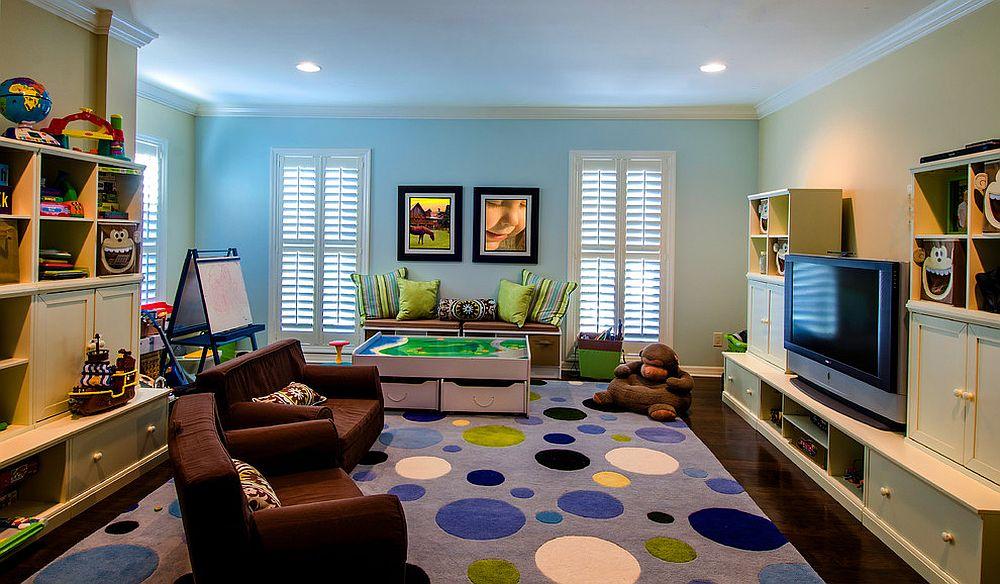 modern kid rugs view in gallery modern kidsu0027 playroom with a rug in purple [design: sunset TJRVCIR